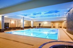3 days relax for 2 persons with breakfast:  Hotel Dosłońce**** Conference & SPA