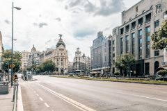 3 days/2 nights for 2 persons with brekafast in the centre of Madrid: Hotel Victoria 4 ***