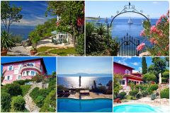 3 days/ 2 nights for 2 persons on the beach of Kraljevica: Villa Dora ****