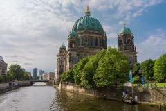 3 in 1! A&O Hotels Berlin - 4 days 3 nights for 2 adults and 2 children with breakfast