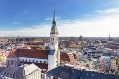 3 in 1! A&O Hotels Munich - 3 days 2 nights for 2 adults and 2 children with breakfast