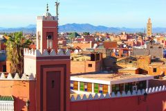 Explore Marrakech! Riad Zayane Atlas - 6 days 5 nights for 2 persons with breakfast, 1x dinner in the heart of Marrakech