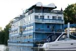 4 nap / 3 éjszaka egy hajón Prágában 2 fő részére, reggelivel - The Prague River Hotel