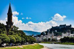 3 nap / 2 éjszaka Salzburgban 2 fő + 2 gyermek részére - A&O Hotel Hauptbanhof Salzburg