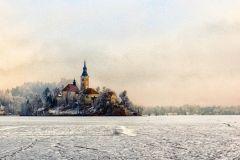 4 nap/3 éjszaka a csodás Bledi-tónál, 2 fő részére, reggelivel, wellness-szel - Hotel Triglav****